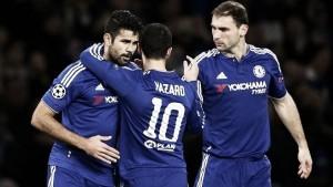 Chelsea vence al Oporto de Casillas y cierra su pase a octavos de final