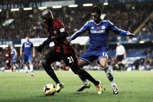 Chelsea - West Bromwich: la lucha contra la relajación