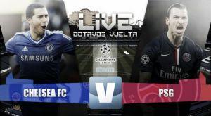 Diretta Chelsea - PSG, risultati live di Champions League (2-2)