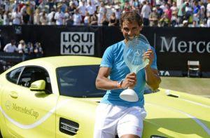 ATP Stoccarda, Nadal batte Troicki e conquista il titolo