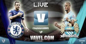 Resultado Chelsea vs Manchester City en la Premier League (1-1)