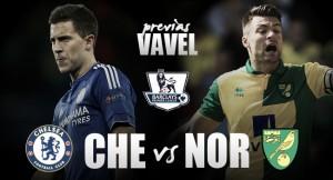 Resultado Chelsea - Norwich City en Premier League 2015 (1-0): el Chelsea remonta el vuelo