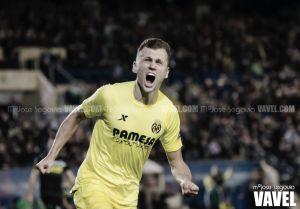 Fotos e imágenes del Villarreal 2 - 2 BorussiaMönchengladbach, de la 5ª jornada de Uefa Europa League