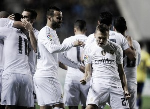 Real Madrid disqualified from the Copa Del Rey