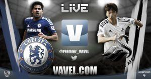 Chelsea vs Swansea City en vivo y en directo online