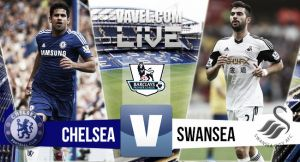 Resultado Chelsea vs Swansea City en la Premier League 2015