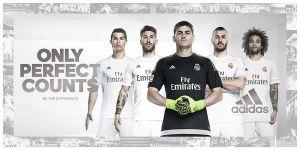 El Real Madrid presenta la camiseta de la temporada 2015-16