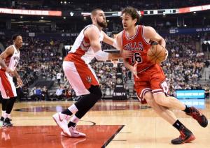 Toronto Raptors Clinch Playoff Spot Despite Losing To Chicago Bulls, 116-103