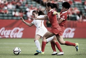 Women's World Cup 2015: China 1-0 Netherlands - Cagey affair ends in slender China win