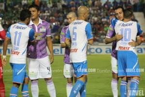 Estadísticas de las visitas de Jaguares al estadio Azul