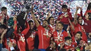 """Copa America Centenario - La gioia del Cile. Sanchez e Bravo in coro: """"Abbiamo scritto la storia"""""""