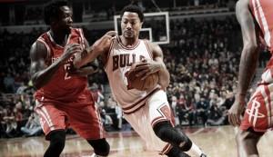 Los Bulls se meten en la lucha por la octava plaza del Este