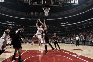 Los Bulls se llevan una noche de tiradores