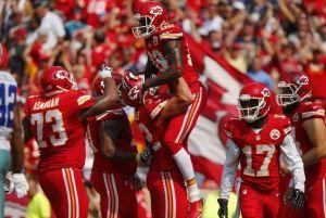 Kansas City continúa su cambio radical venciendo a Dallas