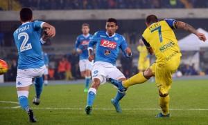 Napoli Vs Chievo in diretta, live Serie A 2015/2016 (3-1): il Napoli torna al successo!