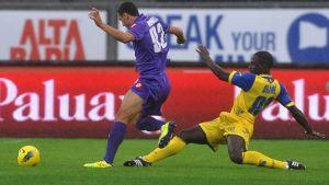 Diretta Fiorentina - Chievo, live della partita di Coppa Italia