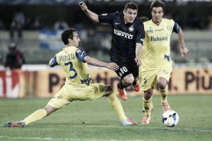 Diretta partita Chievo Verona - Inter, risultati live di Serie A
