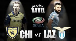 Chievo Verona - Lazio Preview: Chievo looking to build on opening week victory
