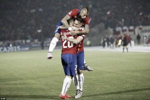 The Bundesliga's newfound Chilean pipeline