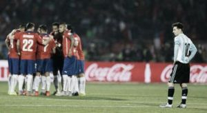 La tristeza de Leo Messi