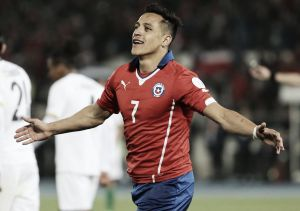 Arsenal's Alexis Sanchez through to Copa America final