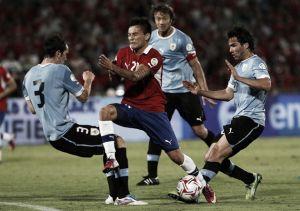 Chile - Uruguay: amistoso de altura sin Luis Suárez
