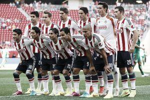 Los últimos cinco torneos Clausura del Guadalajara