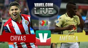 América no levanta; Chivas lo derrota en el Clásico Nacional