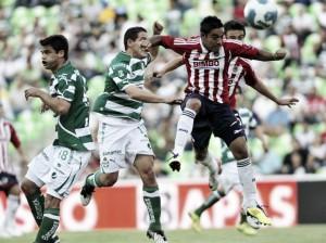Chivas - Santos: por la última alegría