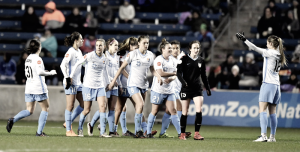 Chicago Red Stars unable to hold lead, Sky Blue FC gets first point