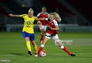 Carla Humphrey and Chloe Kelly extend Arsenal contracts