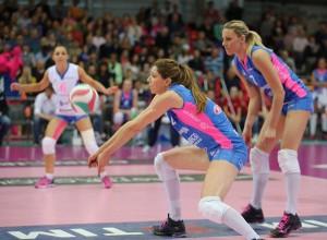 Volley femminile - Piacenza batte Conegliano in gara 3 di finale scudetto. La serie è riaperta?