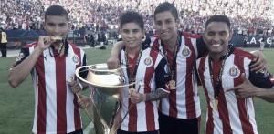 Eduardo López quiere ser un referente de su equipo