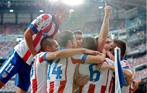 La garra dell'Atlético non finisce mai, espugnato il Bernabéu