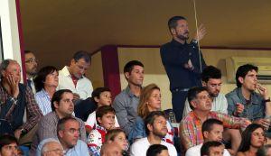 """Simeone: """"No me preocupa ganar por goles de estrategia porque es parte del juego"""""""