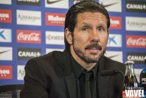 """Simeone: """"Estamos mejorando algunas cosas sin negociar las formas"""""""