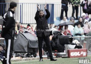 """Simeone: """"Si seguimos así competiremos con los que tienen un presupuesto un poco mejor"""""""