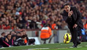 """Simeone: """"Su velocidad e intensidad al inicio marcaron la diferencia"""""""