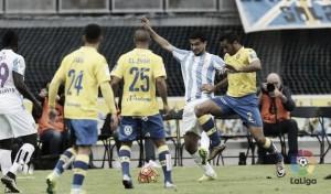 El Chory Castro debutó con el Málaga CF