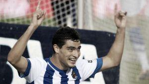Real Sociedad 2014/2015: Chory Castro