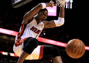 Chris Bosh non lascia Miami: Rockets beffati contro ogni previsione