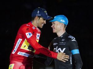 Vuelta a Andalucia, 3° tappa: il primo duello va a Contador, Froome si difende