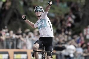 Froome revienta el Giro en Bardonecchia