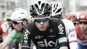 """Ciclismo - Froome attacca il Giro: """"Giro di che?"""""""