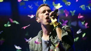 El último álbum de Coldplay