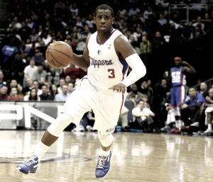 Los Angeles Clippers trade Chris Paul to the Houston Rockets