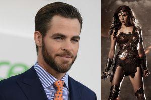 Confirmado: Chris Pine interpretará a Steve Trevor en 'Wonder Woman'