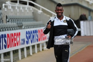 Christian Atsu has returned to Chelsea