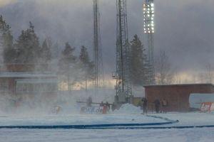 Biathlon: a Oestersund cancellato l'inseguimento
