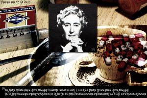 Agatha Christie: la madre de la escena del crimen